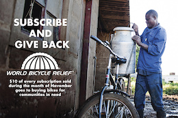 Freehub Magazine: Making a Difference one Subscription at a Time