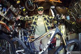 Hans Rey: Bike Vault