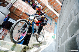 Urban DH in Medellin, Colombia