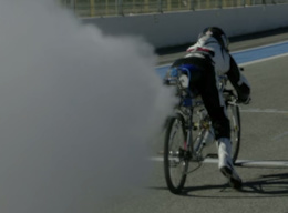 Video: World Record 333 km/h on a Bicycle