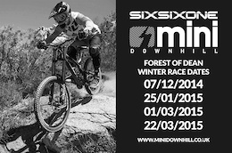 SixSixOne Mini Downhill: Winter Series 2014/15