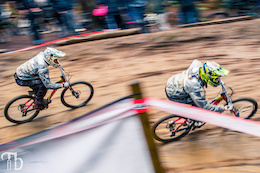 Schwalbe British 4X Round One, Course Preview - Video