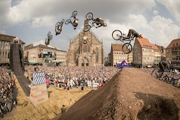 Red Bull District Ride to Air This Sunday on NBC