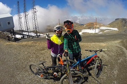 Les Deux Alpes - Part One: Moon Ride