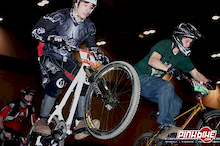The 2007 Toronto Bike Show X-Track Dirt Comps-Results
