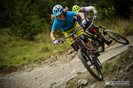 Video: Valentina Hoell - The Next Downhill Superstar