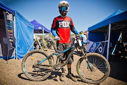 Australian DH Nationals Round One - Pro Bike Check