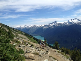 Whistler Bike Park Coaches Camp 2015