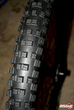 Schwalbe Muddy Mary 26x2.5 tires get some use in California