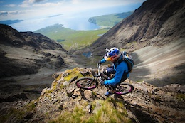 Video: Behind the Scenes - Making Danny MacAskill's The Ridge