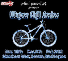 Lots of winter riding to be had in Washinton in February!