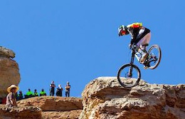 Red Bull Rampage to Air Today on NBC