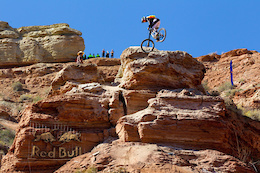 Red Bull Rampage‏ on NBC