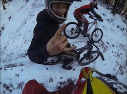 Video: Playing in the Pow