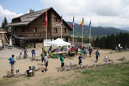 Roc des Alpes 2014 - La Clusaz - ENDUROC  - 15/06/2014