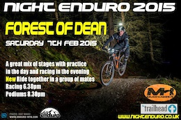 Night Enduro Forest of Dean 7th Feb
