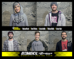 The Commencal/Vallnord DH Team is Born