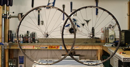 Shimano XTR Trail Wheels - Review