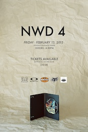 NWD 4 Winter Warmup at Plaza Theater this Friday