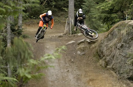 Video: Nico Vink and Kyle Jameson - Wild Riding in Whistler
