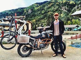 Video: Bikes on Bikes in Taos, New Mexico
