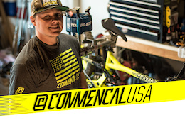 Kyle Strait Signs with Commencal Bikes
