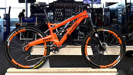 The Bike Place 2015 - Bluegrass, Orange and Burgtec