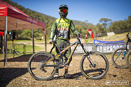 14 Bike Checks - Australian DH National Round 2, Thredbo