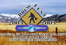 Panorama Bike and BeerFest -This Weekend - Invermere, BC