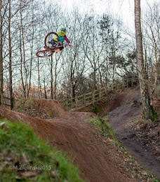 "Miss Joey Gough laying the table ""Like a BOSS"" on the Woburn hip!"