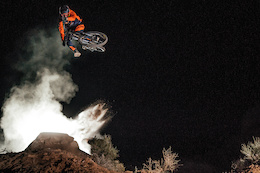 Must Watch: Brandon Semenuk - Utah at Night