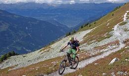 Switzerland Mountain Biking: Part Two - Planetenweg