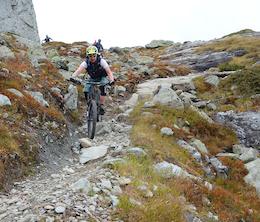 Switzerland Mountain Biking: Part Three - Illsee-Parilet