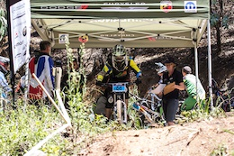 2015 KZN-MTB Downhill #1 at Karkloof