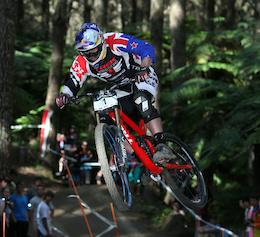 New DH Course Has Riders Excited