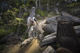 Cooper and Fluker take New Zealand XCO titles in Rotorua