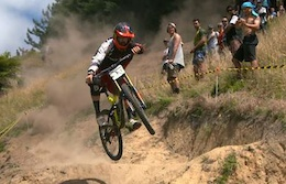 Video: NZ National DH Champs 2015