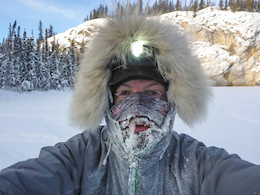 The Yukon Winter Epic at -45C is Not for the Weak