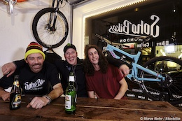 Soho Bikes TV: Warner Interviews Peaty and Ratboy