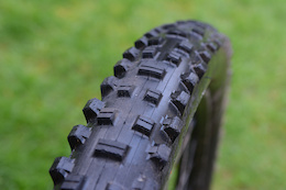 Maxxis Shorty Tire - Review