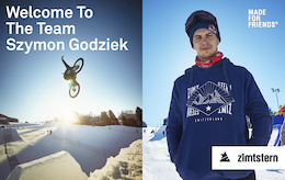 Zimtstern Welcomes Szymon Godziek to the Team