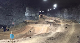 Video: Take a Ride Through the Largest Underground Bike Park