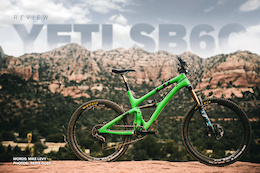 Yeti SB6C - Review