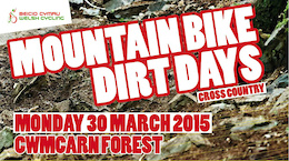 Welsh Cycling MTB Dirt Day with Manon Carpenter