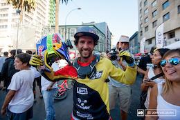 Video: Polcster's Winning Valparaiso Run