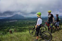Mountain Biking In Bali - Trip Report