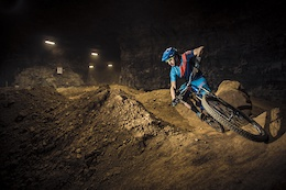 Video: Road Trip to the World's Largest Underground Bike Park