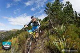 Yeti Trans NZ Enduro Day 2 - Facing Behemoth