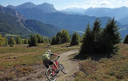 South Tyrol: Mountain Biking in the Dolomites and Italian Alps Part Two - Plose and Kronplatz