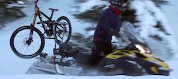 Video: Makken Doesn't Need a Fat Bike to Shred Snow
